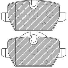 FDS1806 DS PERFOMANCE Колодки для BMW 1 (E87/E81), BMW 3(E90), MINI COUNTRYMAN (R60)