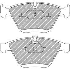 FCP1628H DS2500 Колодки для BMW E82/E90/E92 /E91/E60/E61/E63/E64/E65/E66 BMW M3