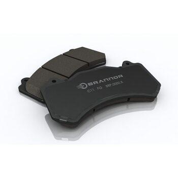 Передние тормозные колодки для Mini Clubman | JCW BRP.1403.A