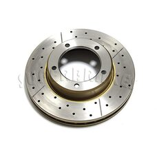 Тормозной диск DBA 788X для TOYOTA LAND CRUISER 100, ТОЙОТА Ленд Крузер 100,  Lexus LX470, Лексус 470