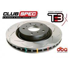 Тормозной диск DBA T3 42733S HIGHLANDER 2014- задний