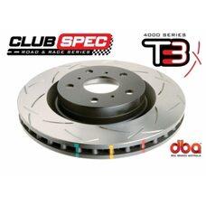 Тормозной диск DBA 42739S T3  LEXUS RX350/450 09-  передний