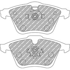 FCP1765H DS2500 Колодки для AUDI A3 II (8P1), AUDI A3 Sportback ,TT, VW Golf , Passat