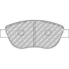 FCP1467R DS3000 Колодки для CITROEN Xsara Picasso, FIAT 500L, Stilo, OPEL Corsa (D), PEUGEOT 206, 307