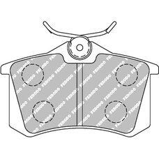 FDS541 DS PERFOMANCE Колодки для AUDI 80, A2,3,4,6,8,TT, PORSCHE 928, SKODA, VW