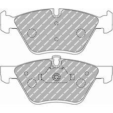 FCP1773H DS2500 Колодки для BMW 1, BMW 3, (E91), BMW 5 (E60), (E61)