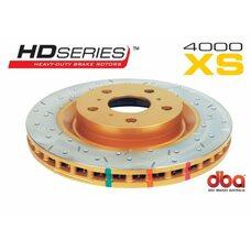 Тормозной диск задний DBA42095XS