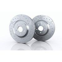 Передние тормозные диски для  HYUNDAI TUSCON   320MM BR9.0285