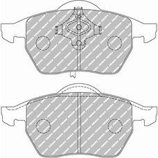 FDS1323 DS PERFOMANCE Колодки для AUDI A4, AUDI A4 ,6, VW Passat