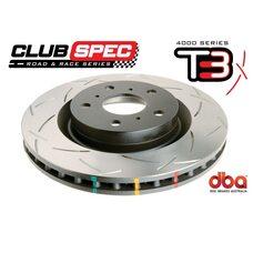 Тормозной диск DBA 42120S T3  FORD FOCUS2 2,5ST, VOLVO S40 передний