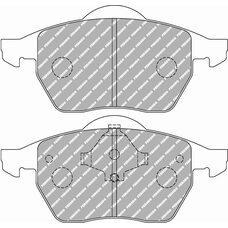 FCP590H DS2500 Колодки для AUDI 100, A3, A4, A6, A8, S6, TT, FORD, SKODA , VW