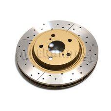Тормозной диск DBA 2744X  для TOYOTA CAMRY