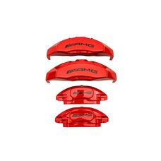 Накладки на суппорта AMG w221 w222 G-class w208  красные