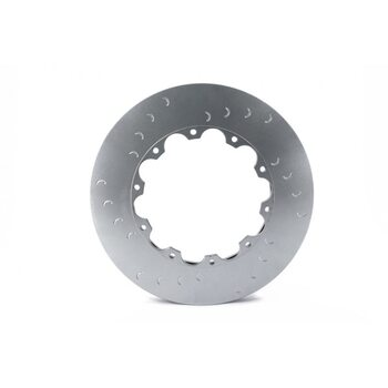 Ротор тормозного диска 332*32mm, DC Brakes DC33232-10D53AL, D крепеж, лев. (Brembo, JBT)