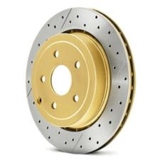 Тормозной диск DBA X GOLD 2744X Toyota CAMRY V70 2018-; RAV4 2019- передний