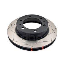 Тормозной диск DBA 42714S для Toyota Fortuner, Hi-Lux