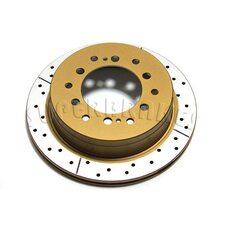 Тормозной диск DBA 2735X для Toyota Highlander