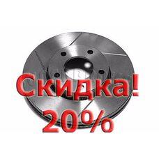Тормозной диск DBA 2954SL для MAZDA 3, MAZDA 5.