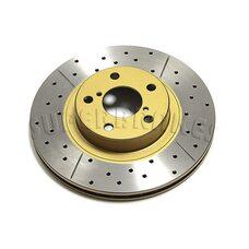 Тормозной диск DBA 648X для SUBARU IMPREZA, WRX, FORESTER, LEGACY,  OUTBACK, BRZ, TOYOTA GT86