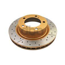 Тормозной диск DBA 2722EX для TOYOTA LAND CRUISER 200 / LC 200, ТОЙОТА Ленд Крузер 200,  Lexus LX 570, Лексус 570. Заменяют снятые с производства DBA2722X