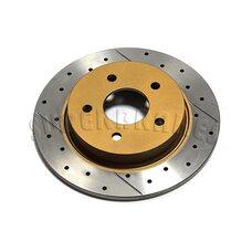 Тормозной диск DBA 2119X Ford Focus II