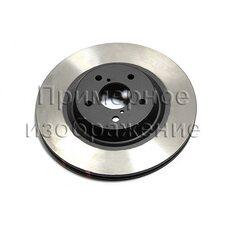 Тормозной диск DBA 42709 для Toyota Camry ACV40R, Lexus IS250, RX, ES