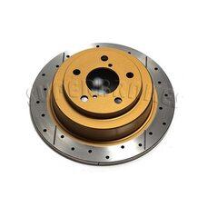 Тормозной диск DBA 644X для SUBARU IMPREZA, WRX, OUTBACK, FORESTER