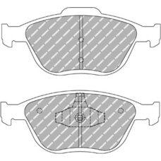 Тормозные колодки FERODO FCP1568H для FORD FOCUS, FORD  FIESTA ST, MAZDA 3, MAZDA 5, C30, S40 II, V40, V50, С70