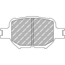 Тормозные колодки FERODO FCP1528H