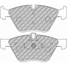 Тормозные колодки FERODO FDS1773 для BMW 1, 3, 5, Z4, X1