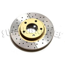 Тормозной диск DBA 2954X для MAZDA 3, MAZDA 5