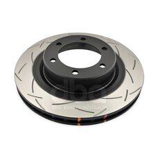 Тормозной диск DBA 42700S для Land Cruiser PRADO 120, TOYOTA  HILUX, LEXUS GX 470