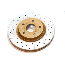Тормозной диск DBA 2709EX для TOYOTA CAMRY,  PRIUS, RAV 4, LEXUS IS, RX, ES. Заменяют снятые с производства DBA2709X