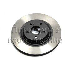 Тормозной диск DBA 2956 для MAZDA 3, MAZDA 5