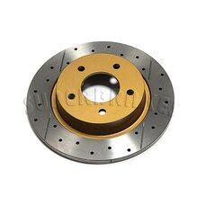 Тормозной диск DBA 2957X для MAZDA 3 MPS, MAZDA 3, MAZDA 5