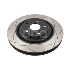 Тормозной диск DBA 2734S для Lexus RX, NX, Toyota HIGHLANDER, SIENNA