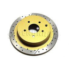 Тормозной диск DBA 2313X Infiniti M37, FX35, FX45, Nissan Murano