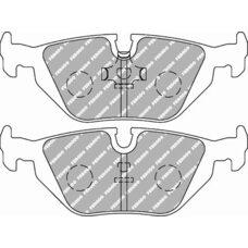 Тормозные колодки FERODO FCP850H для BMW 3 E36, 5 E39, Z1, Z3