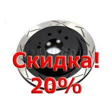 Тормозной диск DBA 42309S для Nissan 350Z, Infiniti G25.G35, G37,  M35, M45, EX, Цена с учетом скидки 20%