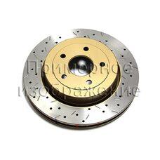 Тормозной диск DBA 42000XS Cadillac Escalade