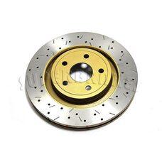 Тормозной диск DBA 42532XS для JEEP Grand Cherokee SRT8 WK1, WRANGLER SRT8