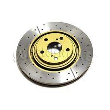 Тормозной диск DBA 2734X для Lexus RX, NX, Toyota HIGHLANDER, SIENNA