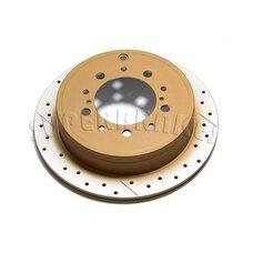 Тормозной диск DBA 2723EX для TOYOTA LAND CRUISER 200, ТОЙОТА Ленд Крузер 200, Lexus LX570, Лексус 570, Заменяют снятые с производства DBA2723X