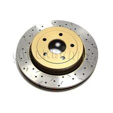 Тормозной диск DBA 42533XS для JEEP Grand Cherokee SRT8 WK1, WRANGLER SRT8