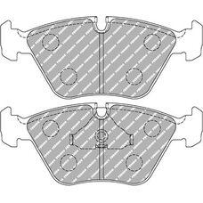 Тормозные колодки FERODO FCP779R для BMW 5, М5, М3, Z3 M, Z4 M, 7