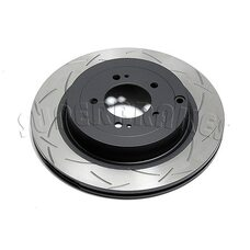 Тормозной диск DBA 42225S для MITSUBISHI LANCER EVOLUTION X