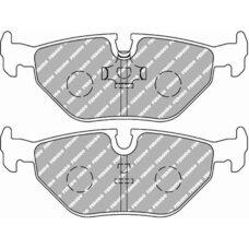 Тормозные колодки FERODO FCP578R для BMW M3, М5, 5, Z3 M, 7