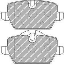Тормозные колодки FERODO FCP1806H для BMW 1 E87