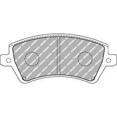 Тормозные колодки FERODO FCP1573H