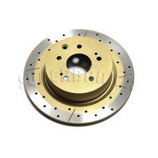 Тормозной диск DBA 2309X  Infiniti QX50, EX, G25, G35, G37, M35, M45